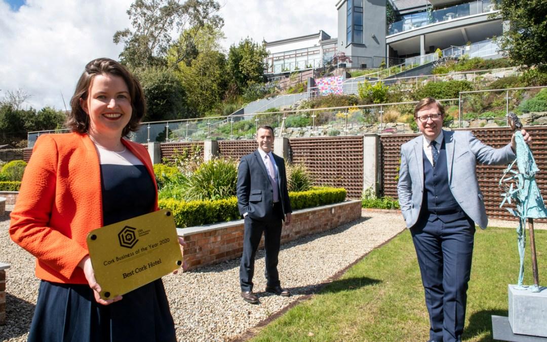 The Montenotte Hotel in Cork Wins Big in 2020
