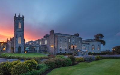 Glenlo Abbey Hotel & Estate, Galway re-opens on June 2nd