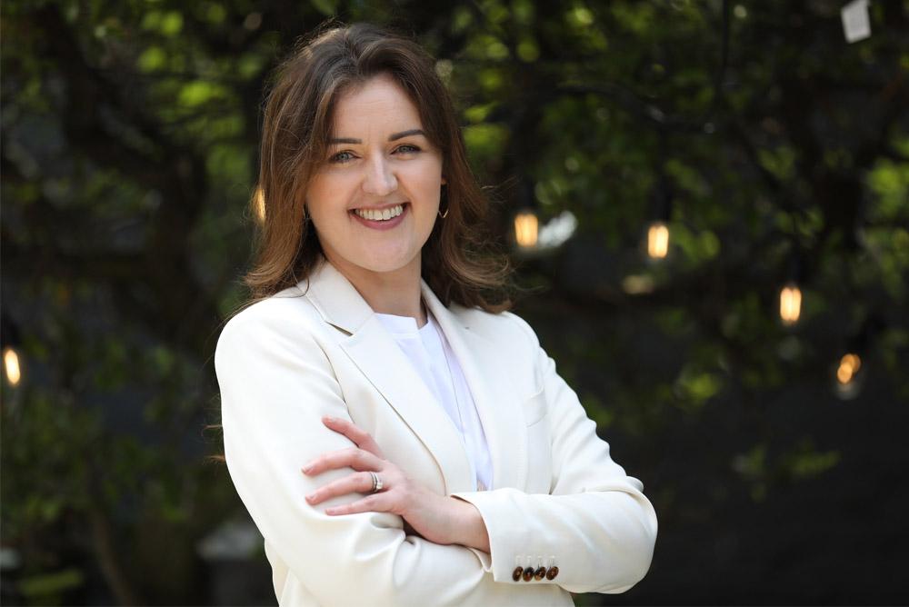 New Managing Director at Compass Group Ireland