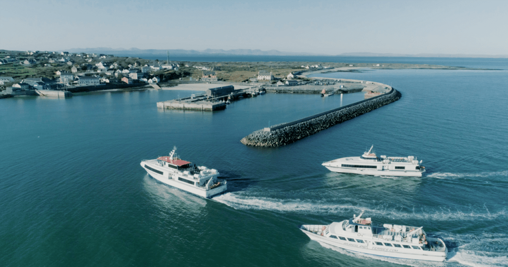 Aran Island Ferries set to launch new Galway City to Inis Mór route June 4th 2021