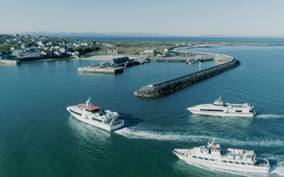 Aran Island Ferries set to launch new route June 4th 2021