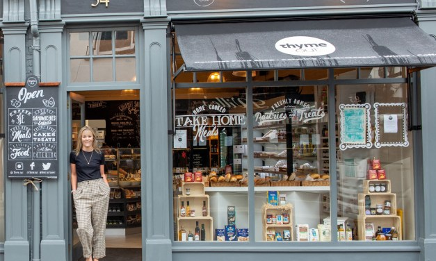 Thyme Out Dalkey has you Covered for Al Fresco Dining this Summer