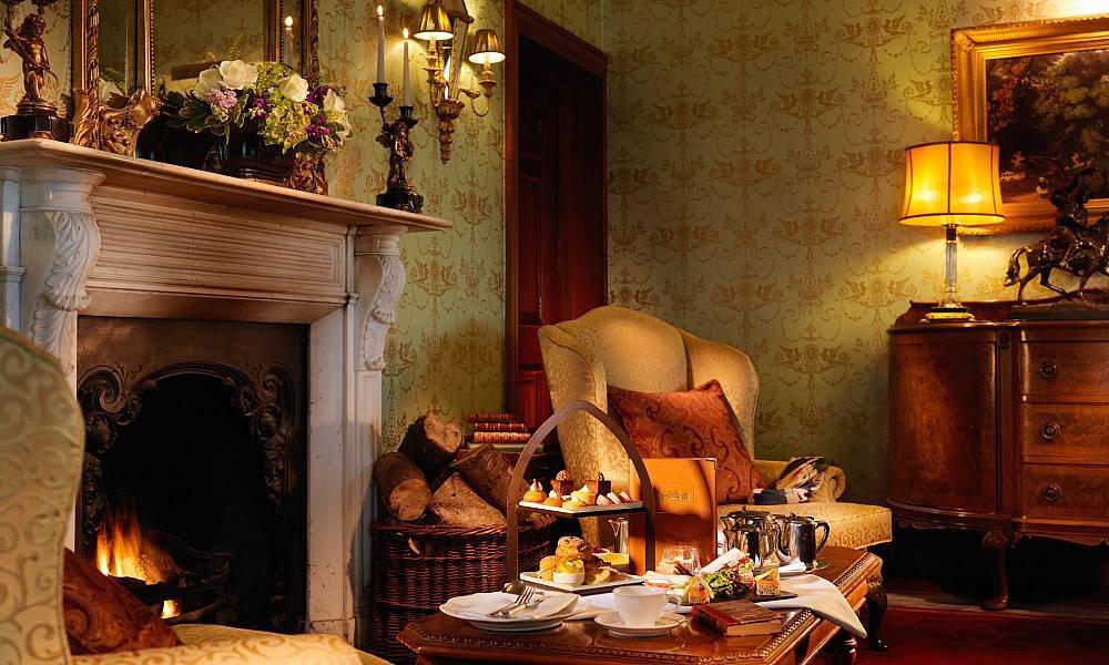 Glenlo Abbey Hotel & Estate, Galway