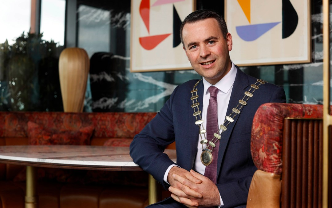 Irish Hospitality Institute welcomes Brian Bowler FIHI as 29th President