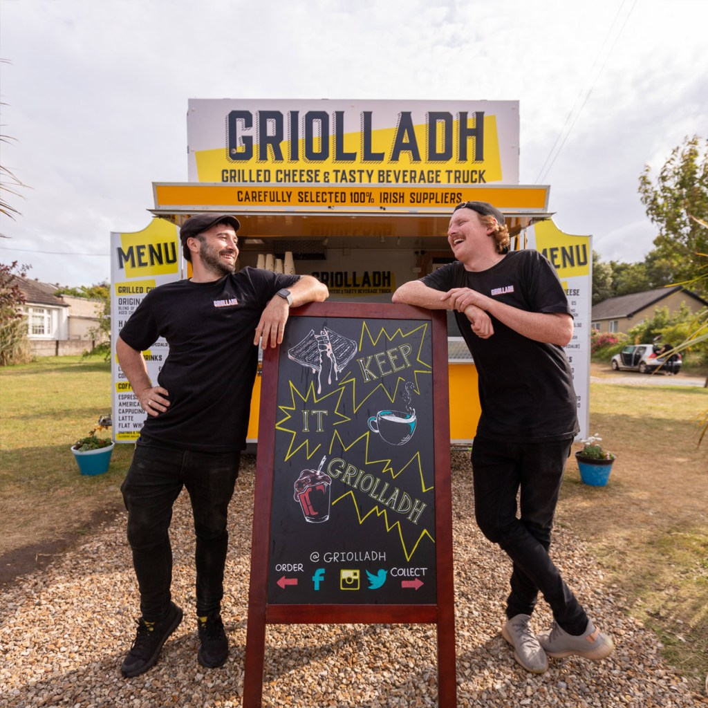 Griolladh Charity Walk across Dublin