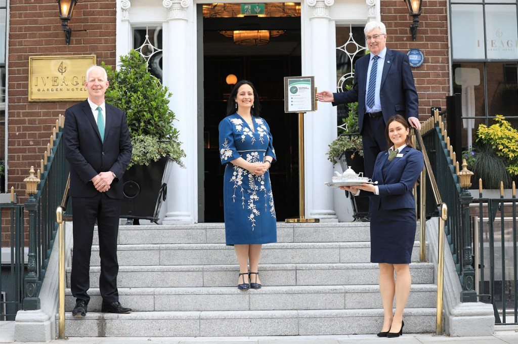 Minister Martin welcomes reopening of tourism and hospitality
