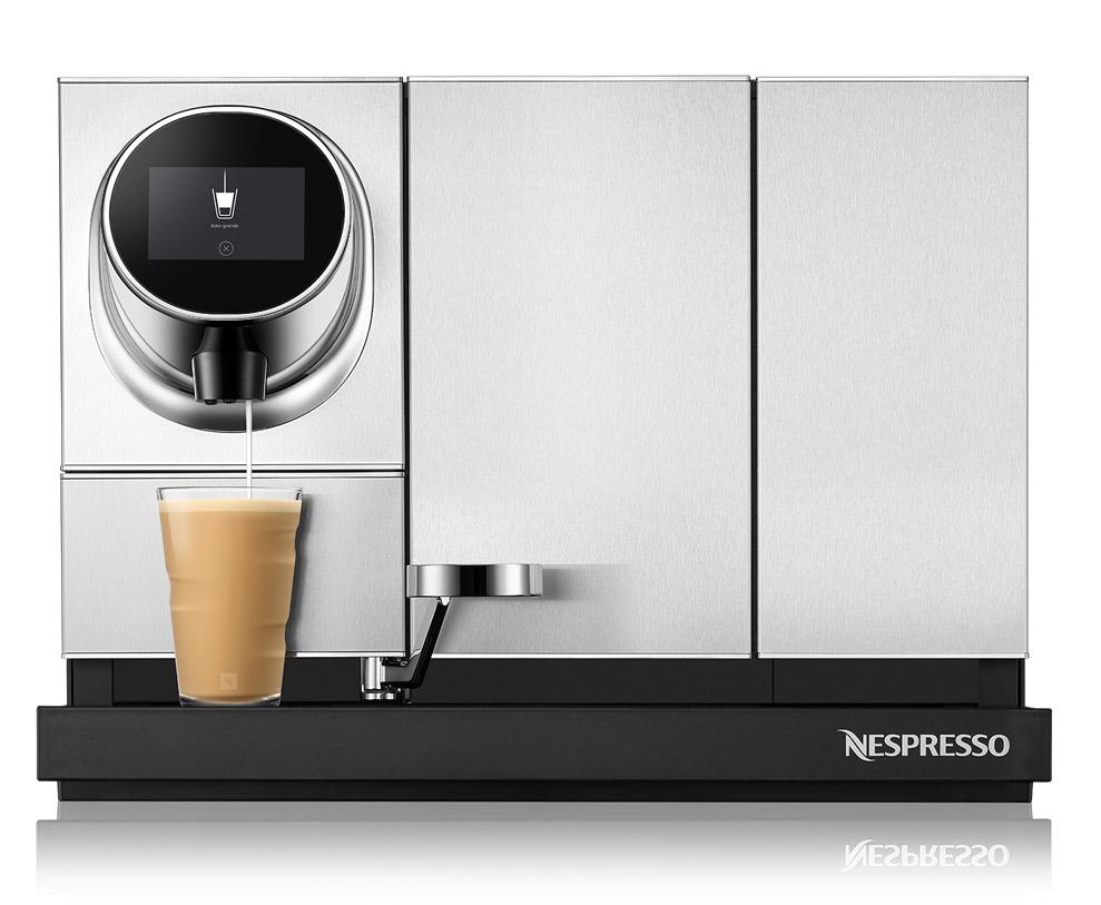 Nespresso Momento eco- system