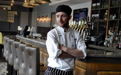 Limerick Strand Hotel Welcomes Back Paddy Anslow