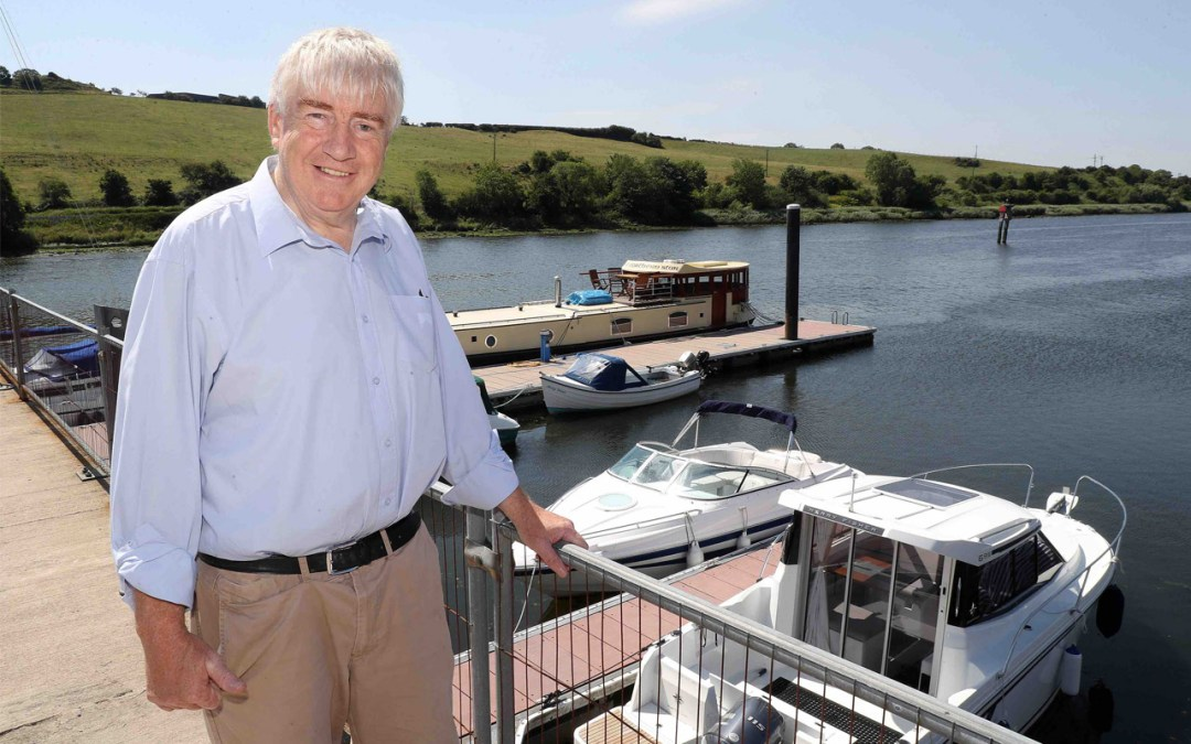 Floating Hotel Planning Application in Coleraine gets Green Light