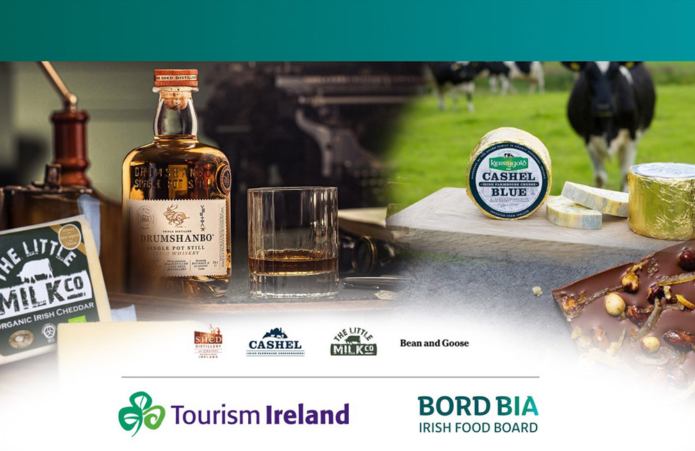 Tourism Ireland and Bord Bia