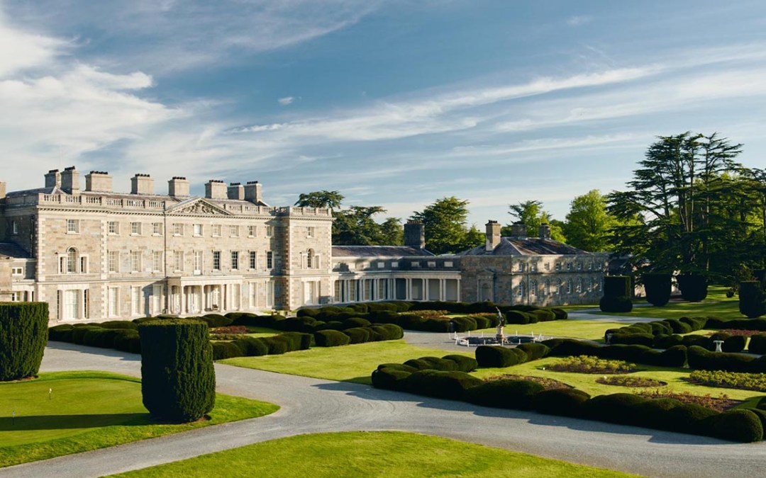Respecting the 300 years of history at Carton House