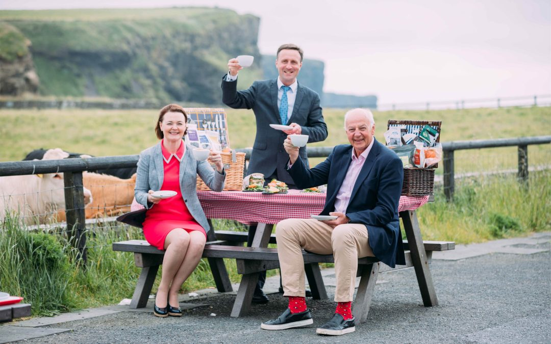 Local Food On The Menu As Indoor Dining Resumes At Cliffs Of Moher