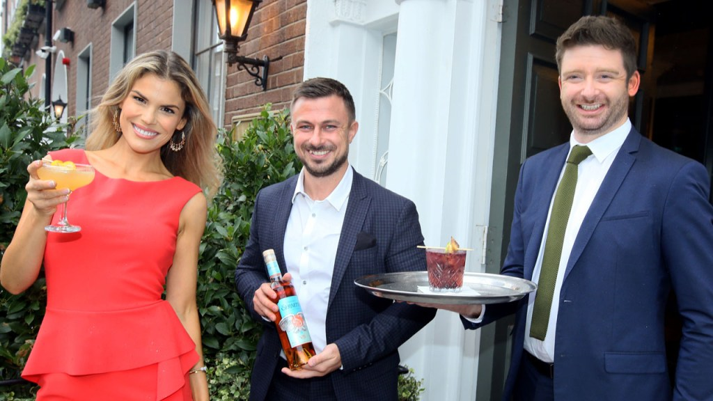 Seignette Cognac Launches in Ireland with Iveagh Garden Hotel