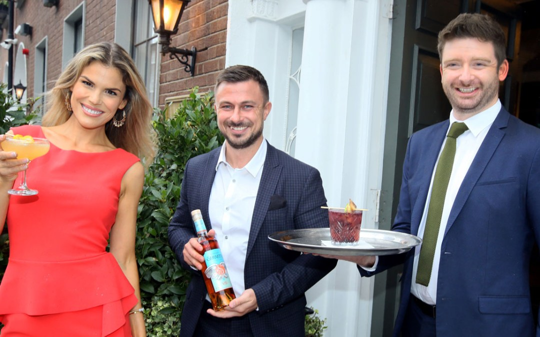 Seignette Cognac Launches in Ireland Alongside the Iveagh Garden Hotel