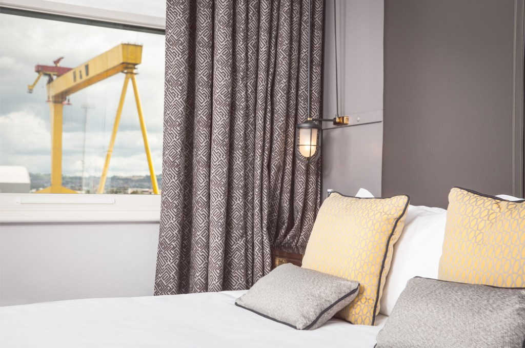 Anchor Down in Autumn at Titanic Hotel Belfast from €196.00 Per Room