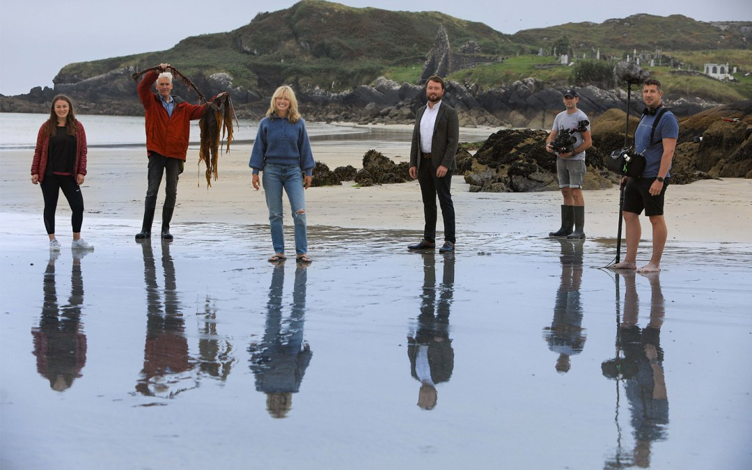 Celebrity chef Clodagh McKenna showcases new food and travel TV mini-series