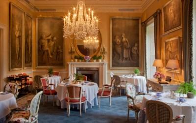 Travel + Leisure Name Ballyfin Demesne the No. 1 Resort Hotel in Ireland