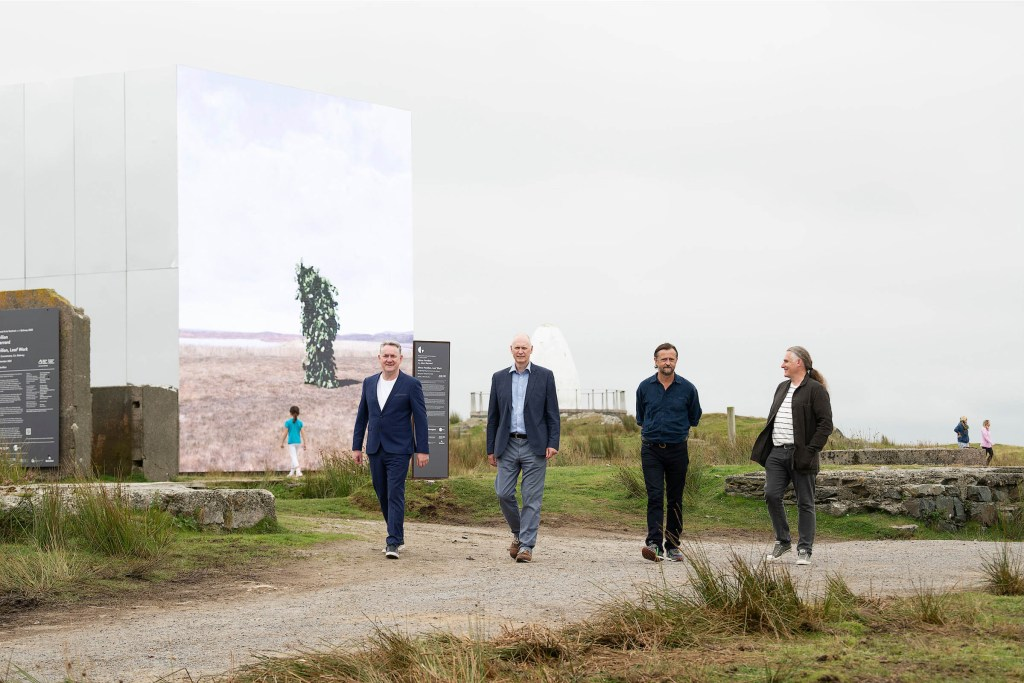 Flogas partners Up with GIAF for Mirror Pavilion 2021