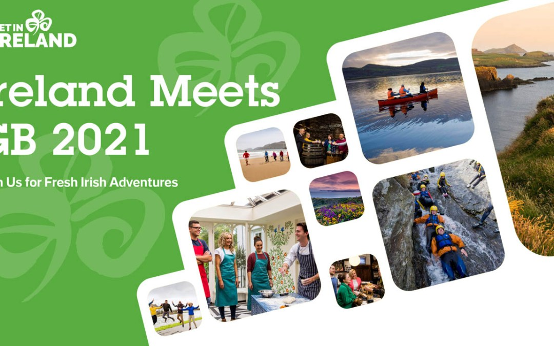 Ireland 'Meets' Great Britain – Promoting Ireland for Business Tourism