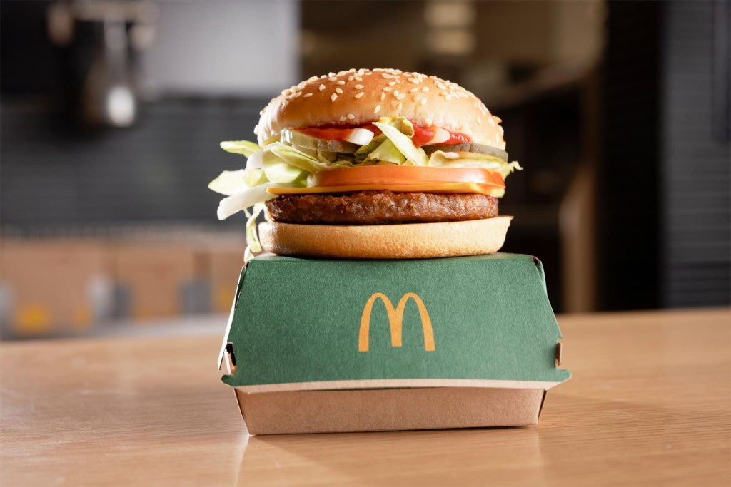 McDonald's Announces the Launch Date of McPlant