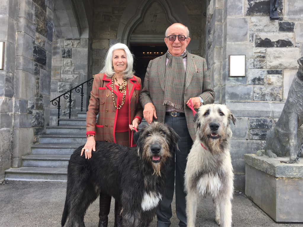 Stanley Tollman of Ashford Castle - Life Story of an Iconic Leader