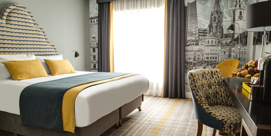 Romantic Restoring Stays at The Montenotte Hotel