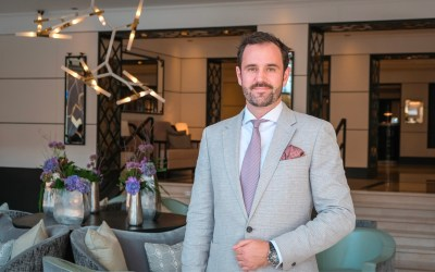 Andrew Moore General Manager at Conrad Hotel Dublin