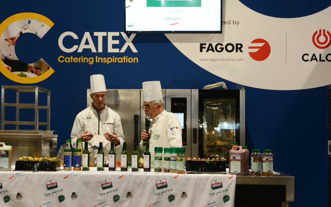 Features on the Menu at Catex 2021