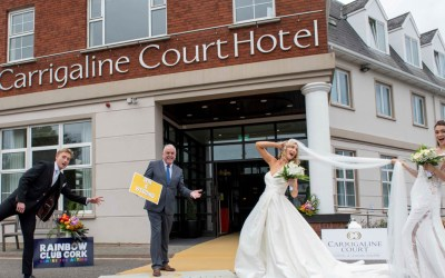 Irish Hotel Launches Charity Giveaway for Couples to 'Win a Wedding'!