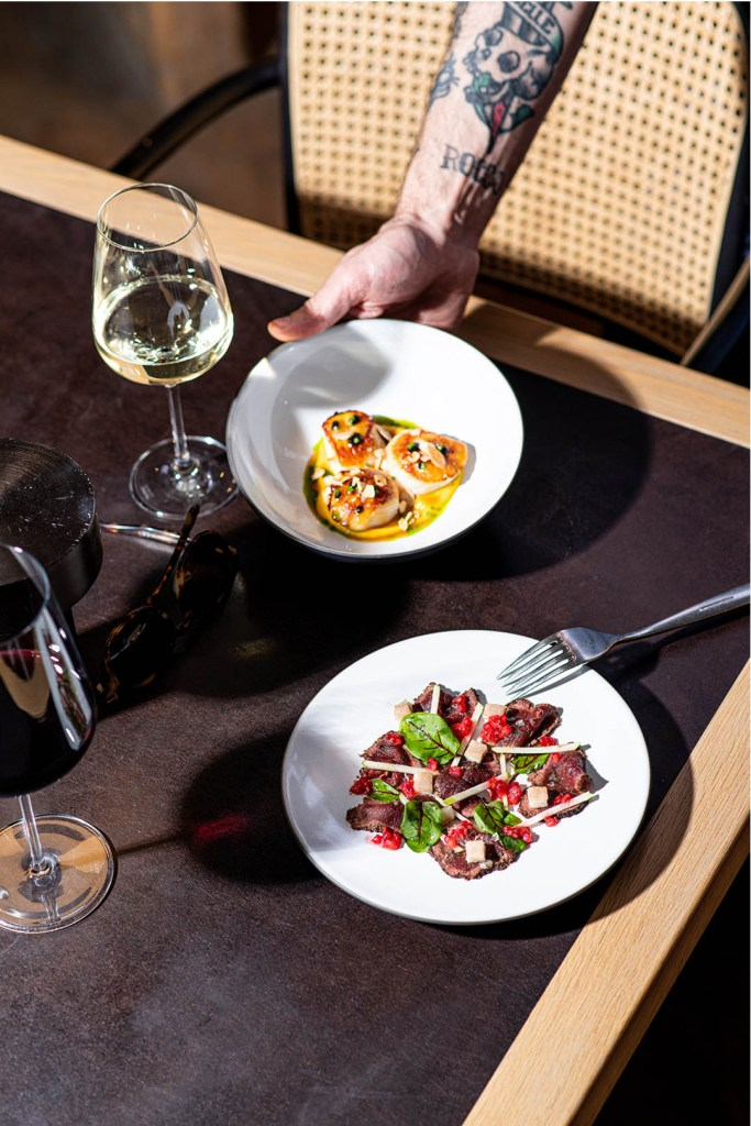 Wine First - ELY Gets Back to Its Wine Bar Roots - Wine and Food That Speaks For Itself