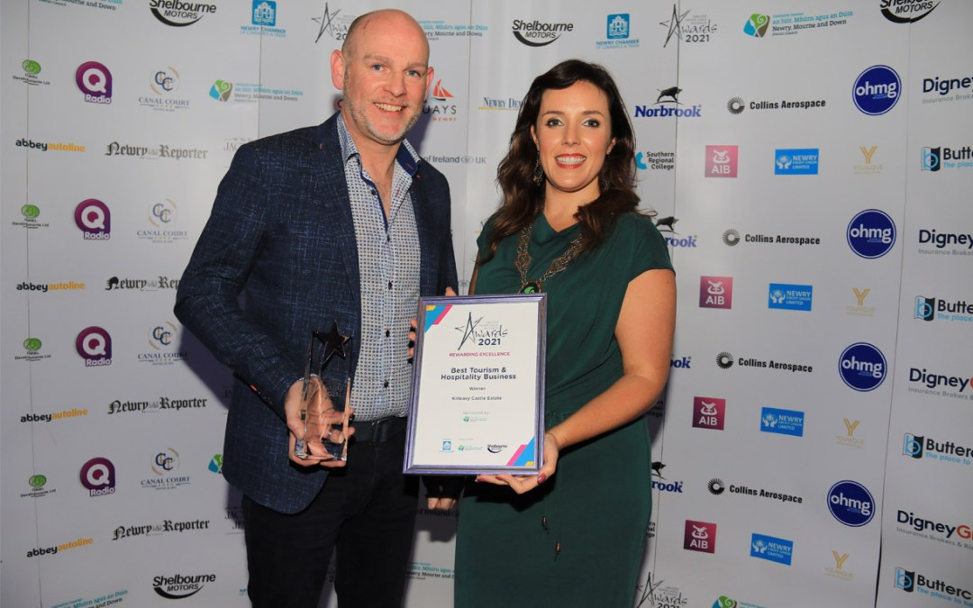 Killeavy Castle Estate Triumphs on Global and Local Stage