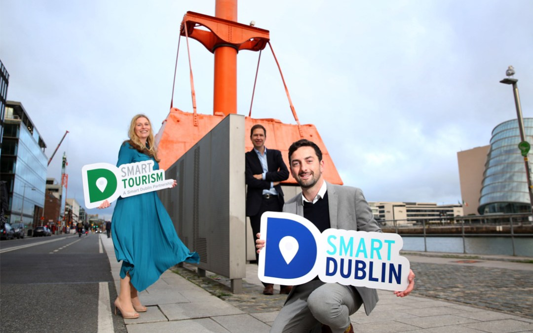 Dublin in bidding to be recognised as 2022 Smart Tourism Capital
