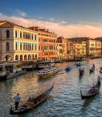 The Most Beautiful Palaces Facing The Grand Canal In Venice Italy Boutique Hotel Arcadia Venice
