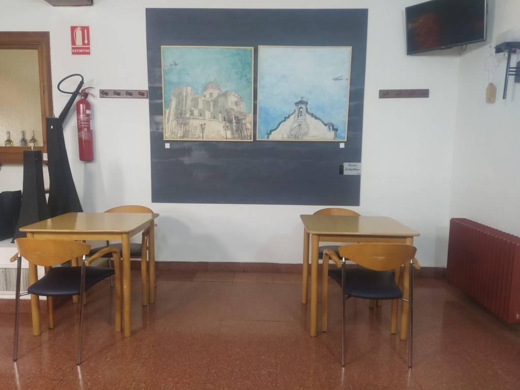 Rincón quitapellejos de Restaurante Aurora