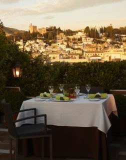 Hotel Carmen, Granada