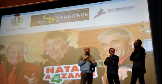 Pasqua a Sestriere per Massimo Boldi: il comico rassicura di non voler fondare nessun partito!