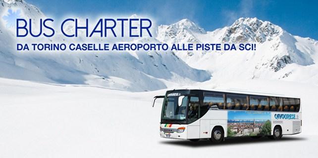 Novità: Linea BUS CHARTER tra aeroporto di Torino e SESTRIERE!