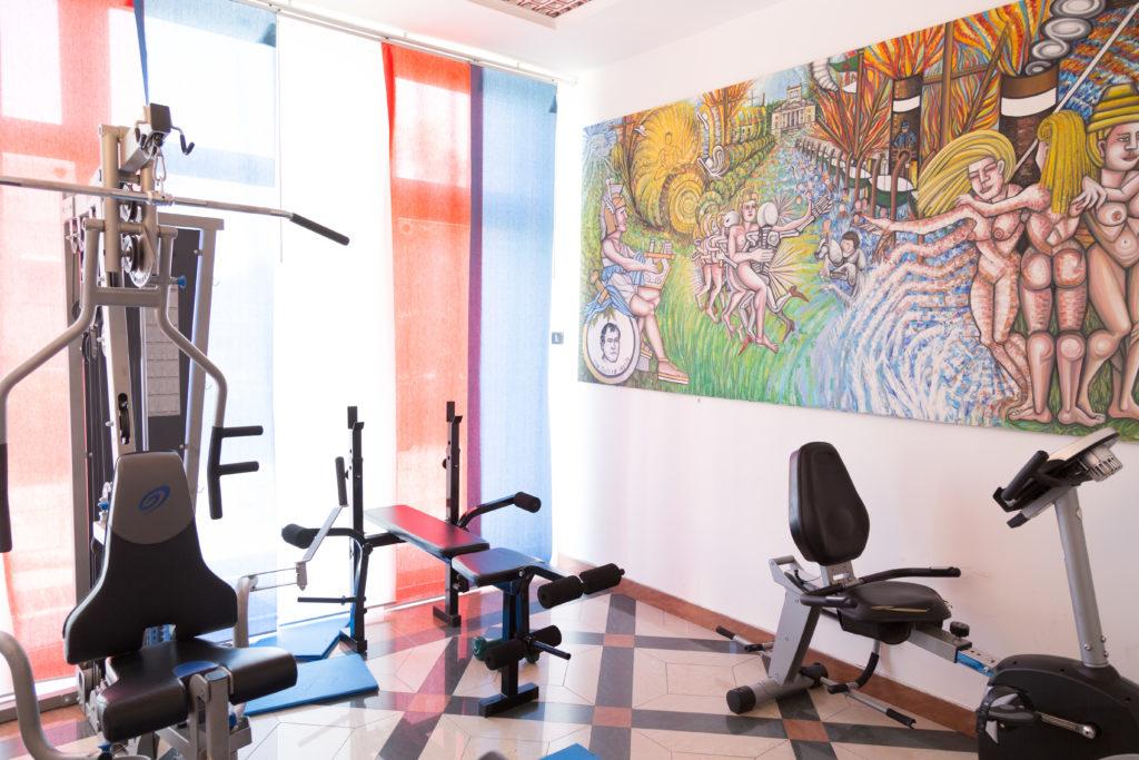 Hotel con Palestra e Fitness Center a Parma Hotel Campus