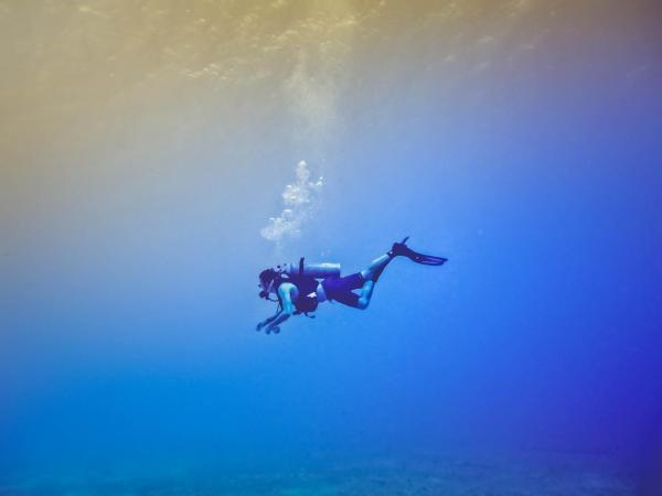 SCUBA diving in Santa Marta