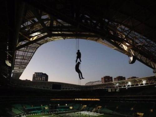 Esportes radicais no Allianz Parque | Hotel Castelar
