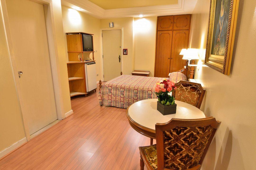 Apartamento Casal | Hotel Castelar