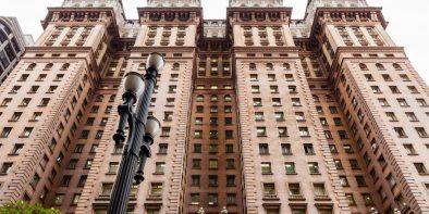 Hotel próximo do Edifício Martinelli | Hotel Castelar
