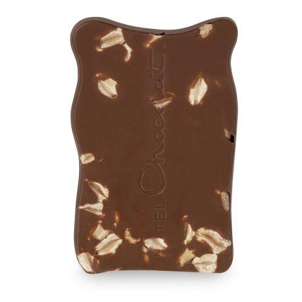 Peanut Butter Chocolate 100g Slab Selector, , hi-res