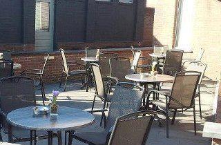 Hotel Dekkers Ossendrecht | Café - Lounge - Terras