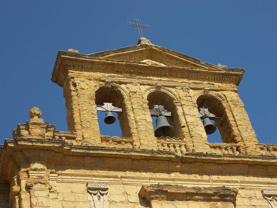 Agrigento-church-San-Pietro-bells