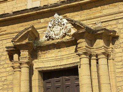 Agrigento-church-San-Pietro-portal
