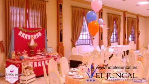 Comunión Salón Naranjos con decoración de La Douce Petite