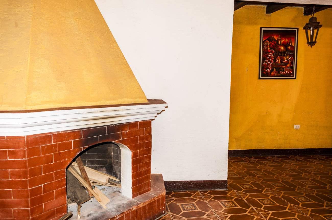 Habitaciones Hotel El Mirador Restaurante Eventos Sociales