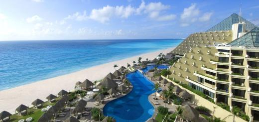 Paradisus-Cancun