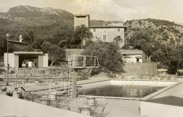 Piscina Hotel Es Port